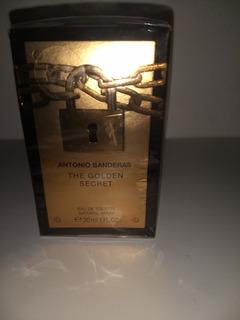 Perfume The Golden Secret De Antonio Banderas
