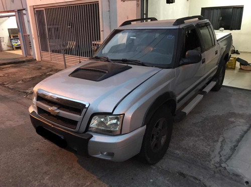 Chevrolet S10 2009 2.4 Advantage Cab. Dupla 4x2 Flexpower 4p