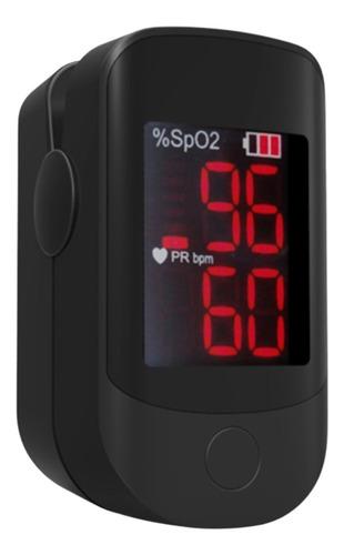 Oximetro De Pulso Saturometro Digital Para Dedo
