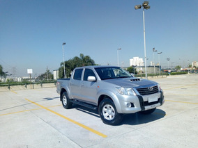 Toyota Hilux 3.0 Std Cab. Dupla 4x4 4p Particular Conservada