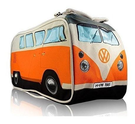 Vw Volkswagen Van Neceser Bolsa De Baño Importada