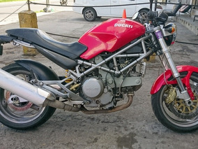 Ducati Monster 800 Ie 2004