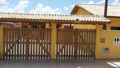 Casa Mobiliada E Planejada Em Ilha Comprida/sp