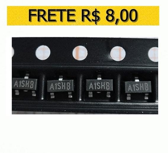 Transistor A1shb - Si2301 - Smd Sot23 - Lote 10 Unidades