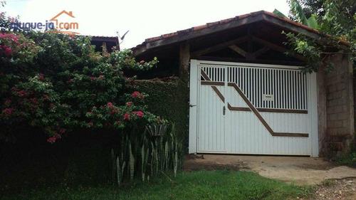 Chácara Com 3 Dormitórios À Venda, 891 M² Por R$ 450.000,00 - Primavera 1b - São José Dos Campos/sp - Ch0081