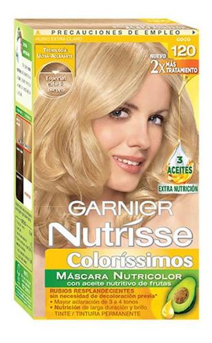 Tinta Nutrisse Colorissimos Nº120