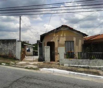 Terreno À Venda Na Vila Palmeiras Na Rua Águas Da Prata-9069