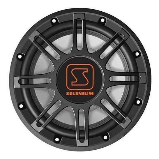 Subwoofer Selenium 10sw14a 4+4 250w Rms Flex 10 Jbl Selenium