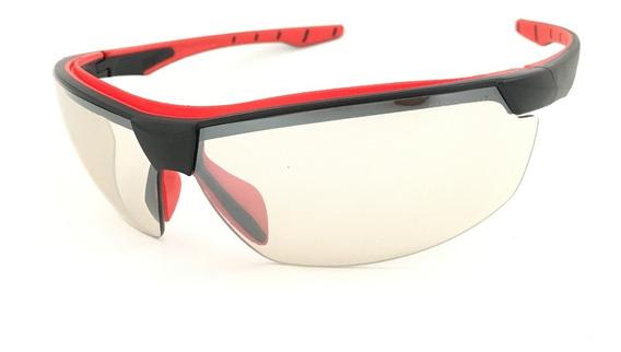 Óculos Segurança Neon Espelhado Ultraleve C.a 40906