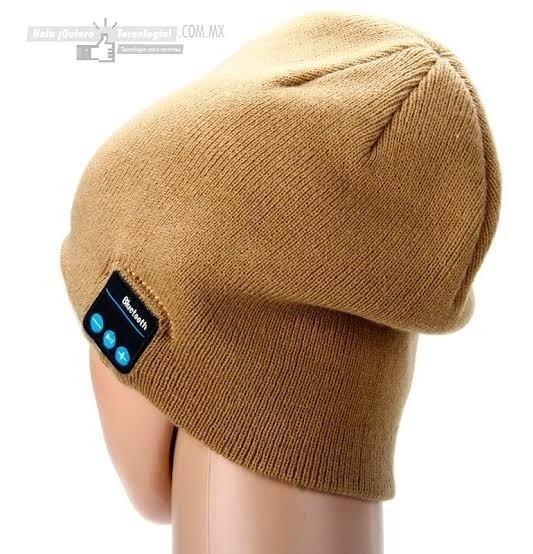 Gorro Bluetooth Manos Libres Musica Llamadas Contragua Termi