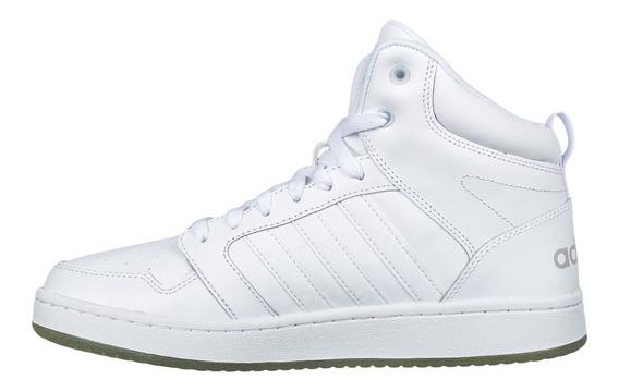 Tenis adidas Hombre Blanco Cf Super Hoops Mid Cg5719