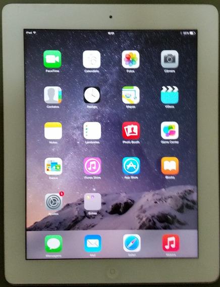 iPad 3 Wi-fi 16gb Branco Impecável