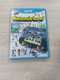 Nintendoland- Videojuegos Wii U