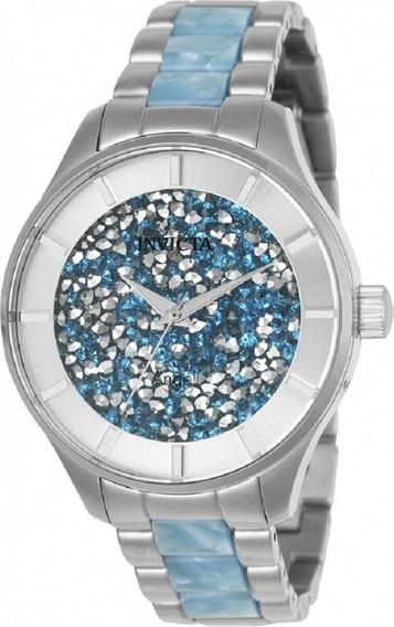 Promoção Relógio Feminino Invicta Angel 24665 Original