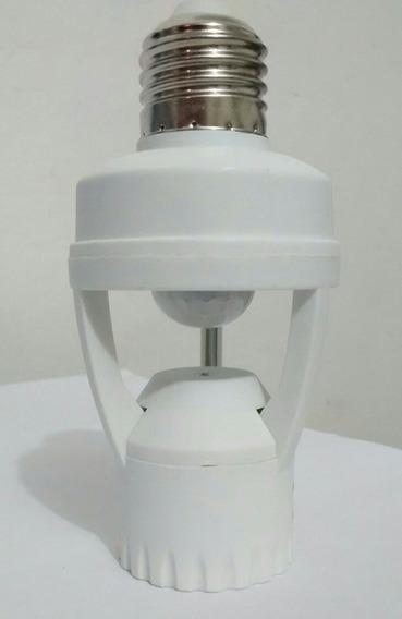 Soquete De Lâmpada Sensor Presença Dia E Noite Novidade Barato Promoção