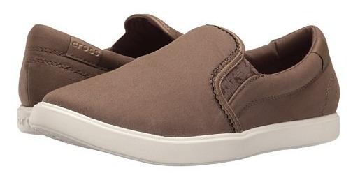 Crocs Citilane Slip-on Sneaker Olive