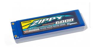 Baterías Lipo Zippy 7.4v - 2s 6000mah 50c