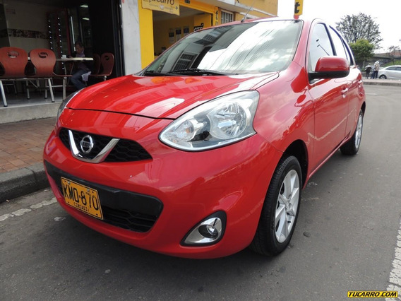 Nissan March Conect Automático 1.6cc Aa Abs Fe