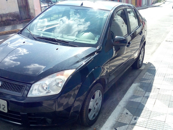 Ford Fiesta Sedan 1.6 Flex 5p 2007