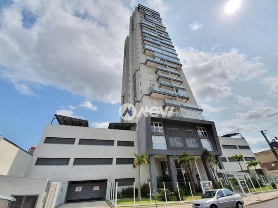 Apartamento Com 3 Dormitórios À Venda, 89 M² Por R$ 524.500,00 - Centro - Novo Hamburgo/rs - Ap0592