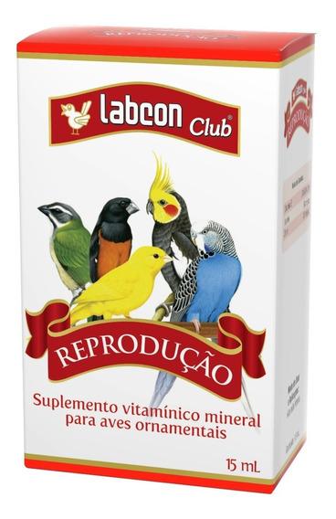 Labcon Club Reprodução 15ml - 4 Unid