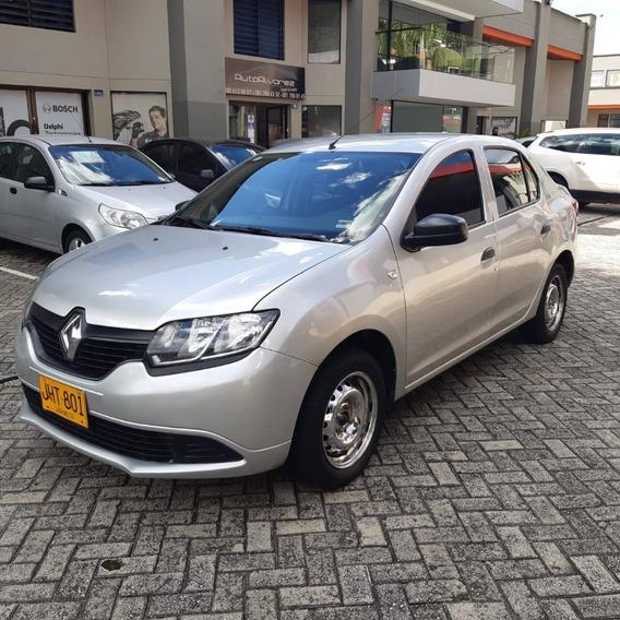 Renault Logan 2018 (con Gas)