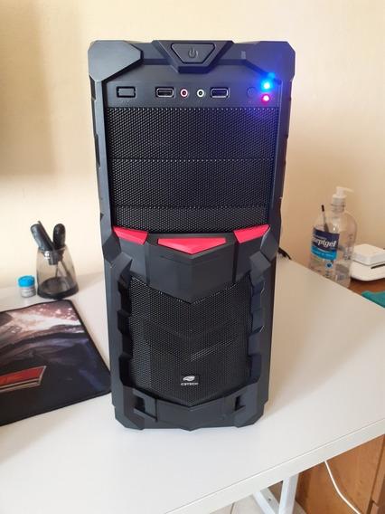 Computador Gamer I3 3.70ghz, 12gb Ram E R9 280x Windoforce