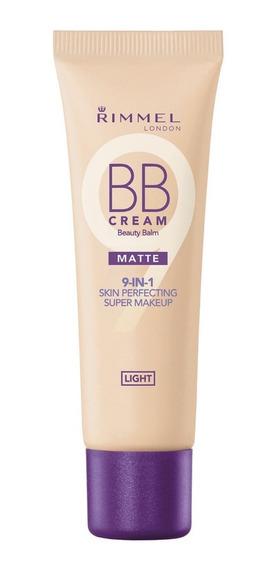Base De Maquillaje Bb Cream Rimmel Matte 9 Efectos En 1