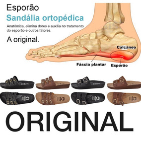 8ff405e93 4 Pares Sandalia Ortopedica Para Esporao Original Webe Flex