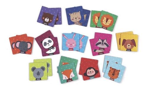 Super Memórias Animais | Brinquedo Educativo