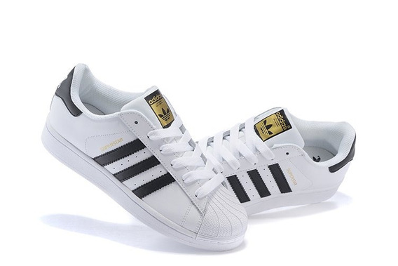Tenis adidas Superstar Clasico Piel #25.5 Al 27.5 Buen Fin