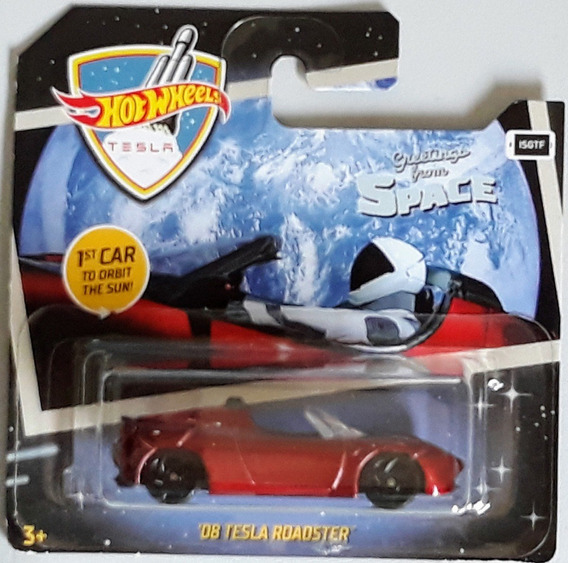 Hot Wheels - Greetings From Space -