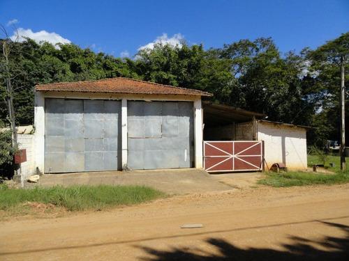 Imagem 1 de 3 de Galpão Industrial À Venda Em Itatiba - Ga0007. - Ga0179
