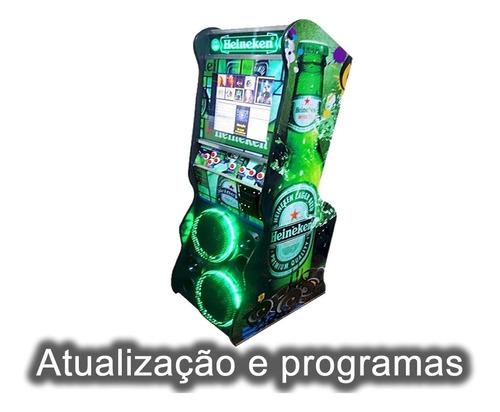 Programas E Atualização Maquina De Musica