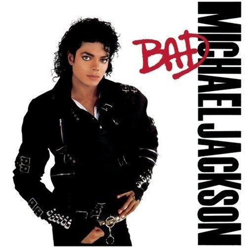 Lp Michael Jackson Bad Importado Usa Novo
