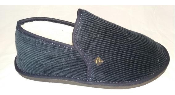 Pantuflas - Chinelas Cerradas Pantofola De Hombre 39 Al 46