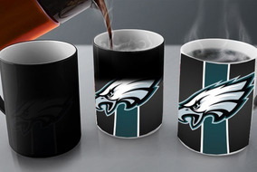 Taza Mágica Eagles Philadelphia