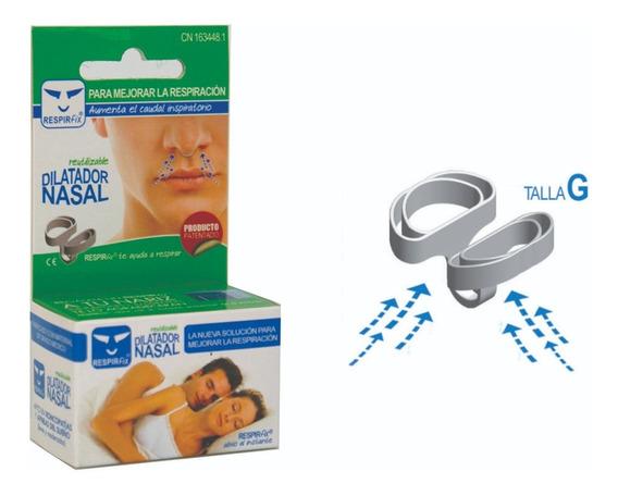 Dilatador Nasal Respirfix, Mejora Tu Respiración, Grande