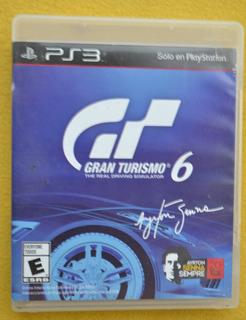 Gran Turismo 6 Ps3 Play Magic