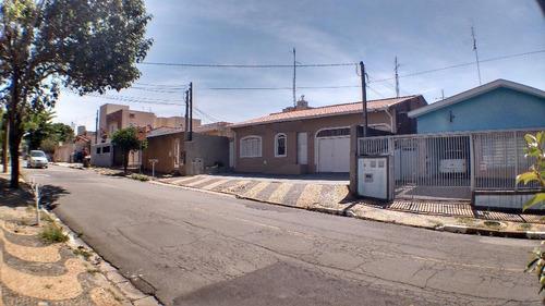 Casa Com 1 Dormitório Para Alugar, 236 M² Por R$ 2.200,00/mês - Jardim Chapadão - Campinas/sp - Ca2200