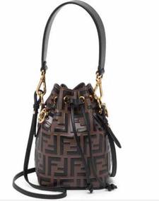 Bolsa Fendi Mon Tresor Mini Bag Na Caixa Peça Única Promocao