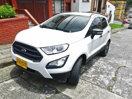 Ford Ecosport Freestyle 2.0l 4x4