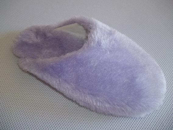 Chinelo Pantufa De Lã Turcatti