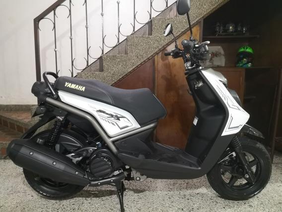 Yamaha Bws X 2016, Única Dueña, Papeles Nuevos ,excelente.