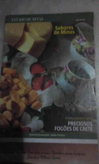 Revista Culinária Sabores De Minas N 81