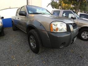 Nissan Frontier 2002 Doble Cabina Automatica Exelente