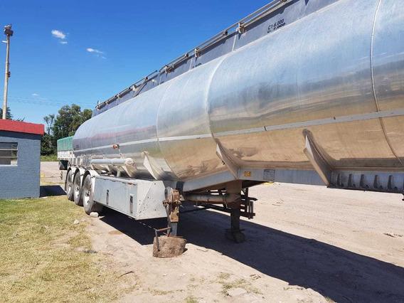 Semi Tanque Para Combustibles
