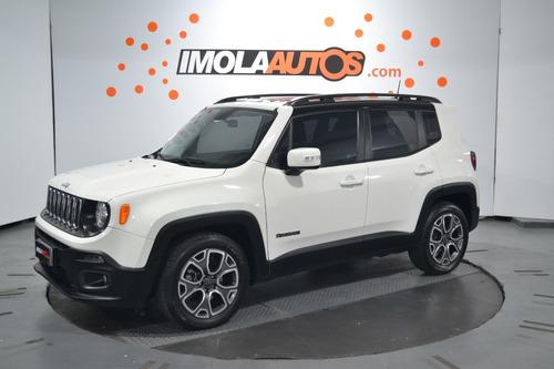 Jeep Renegade 1.8 Longitude  A/t 2018 -imolaautos