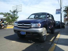 Toyota Hilux D/c 4x4. Año 2002