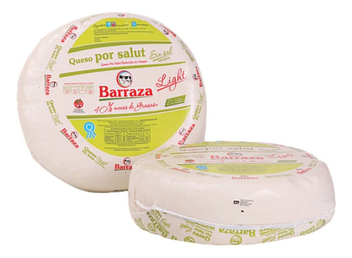 Queso Port Salut Light Sin Sal Barraza Sin Tacc
